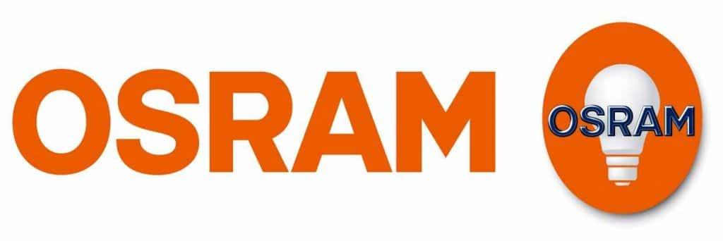 Logo de marca OSRAM