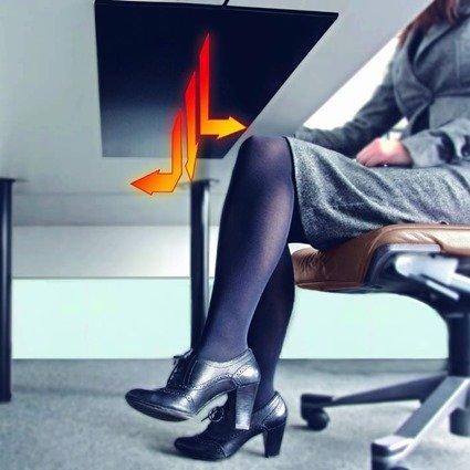 Radiador calefacción bajo mesa PARTICULAR-IR