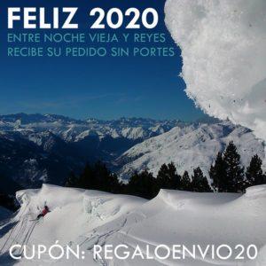 Feliz 2020 Promoción envío gratuito